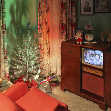 1950s Living Room , Pittsburgh: A Tradition of Innovation