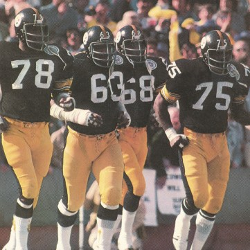 Pittsburgh Steelers' Steel Curtain
