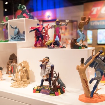 Action Figures | Toys of the '50s, '60s and '70s exhibit at the Heinz History Center