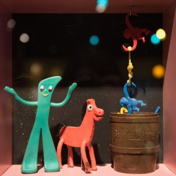 Gumby & Pokey | Toys of the '50s, '60s and '70s exhibit at the Heinz History Center