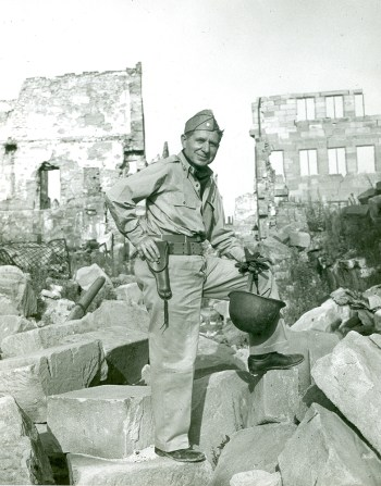 Musmanno in Italy 1944