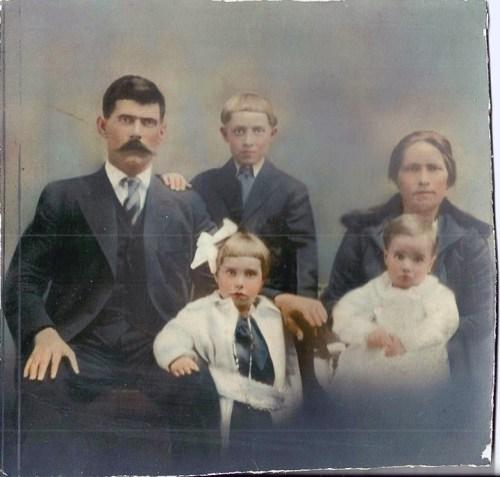 Calabro family, 1923 | Heinz History Center blog