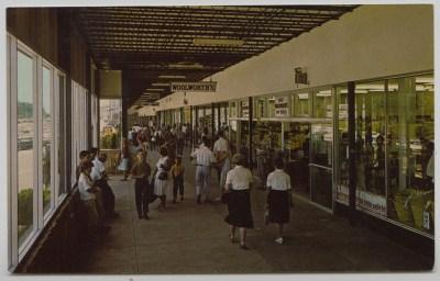 Northway Shopping Center postcard, Heinz History Center
