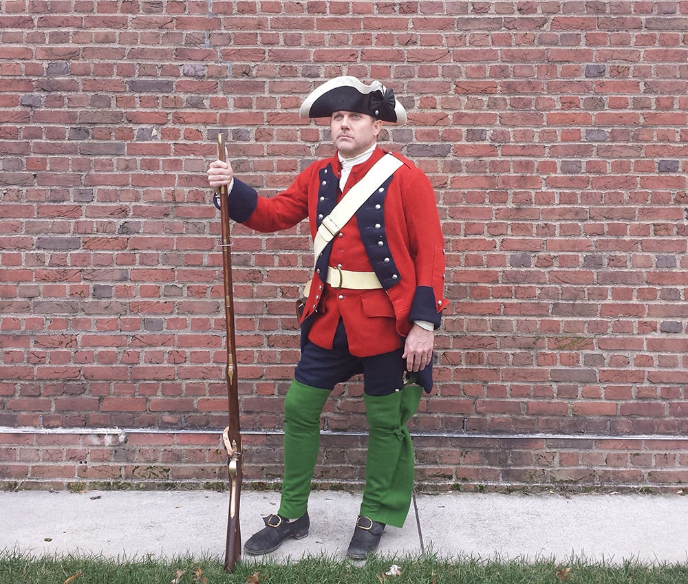 Fort Pitt Museum Instructions | Clothing the Royal Americans