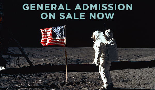 General Admission on Sale Now