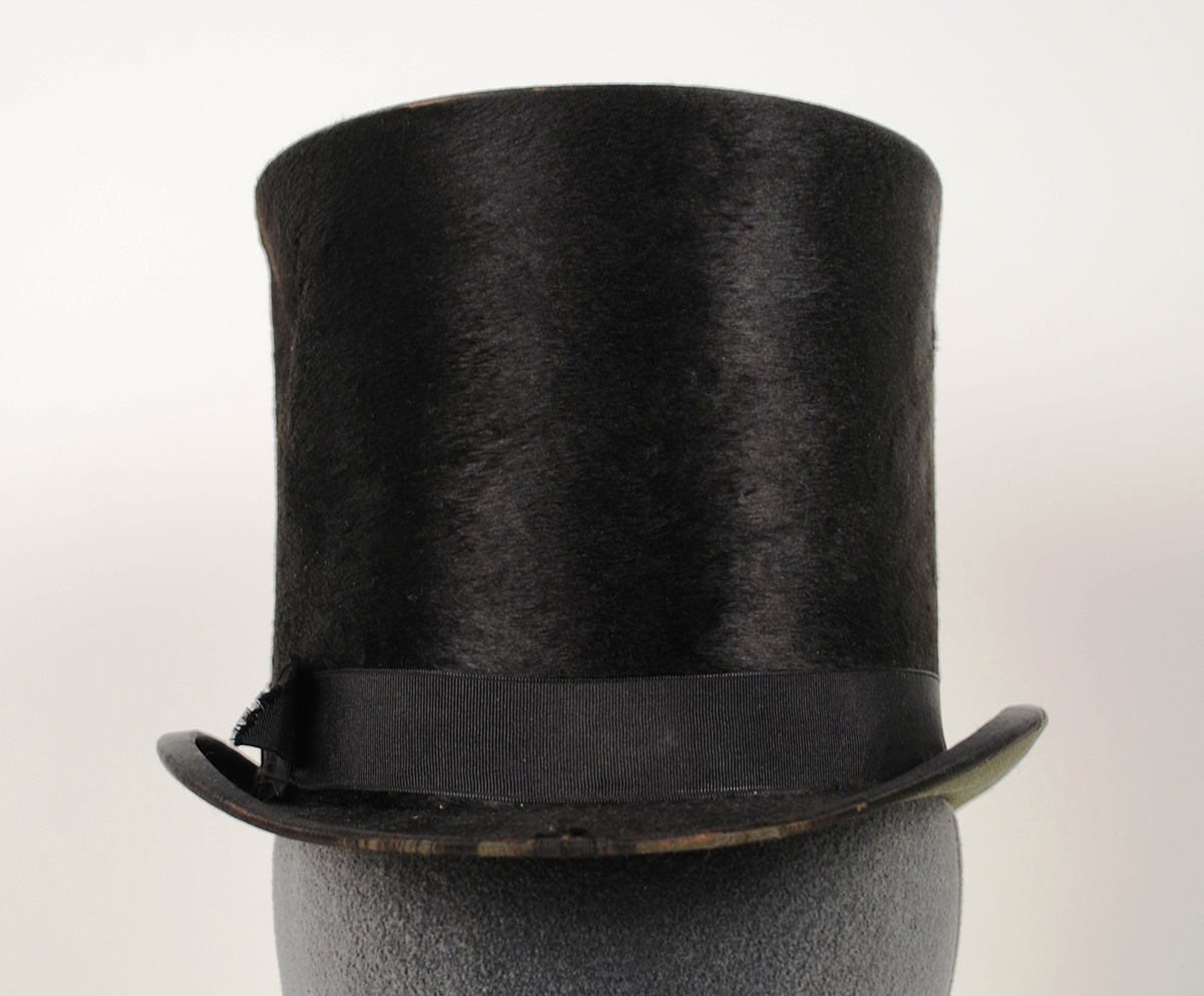 Top Hat from Gusky Department Store, 1890
