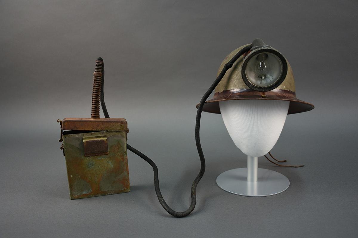 Miner's Helmet, c. 1920