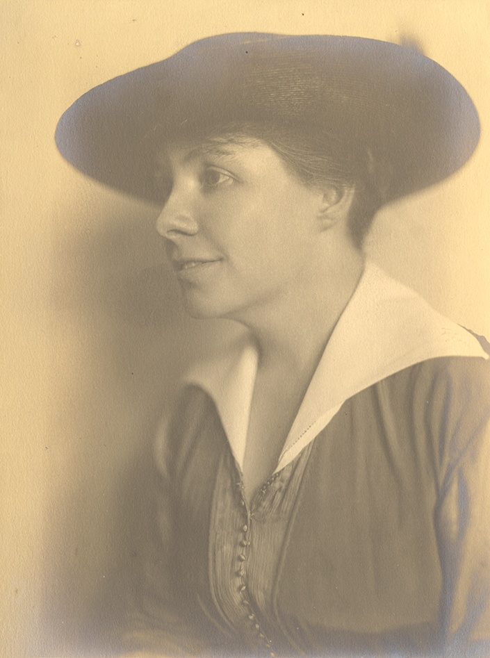Winifred Meek Morris served as general chairwoman of the Suffrage Shirtwaist Ball.