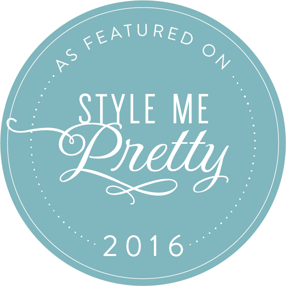 Published on Style me Pretty