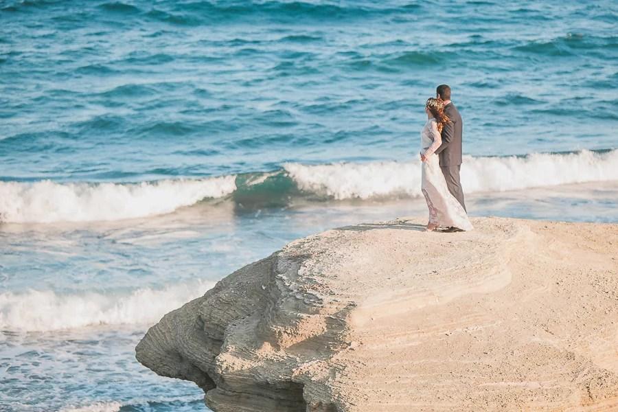 Hochzeitsinspiration mit Immaclé Novias in Cabo de Gata