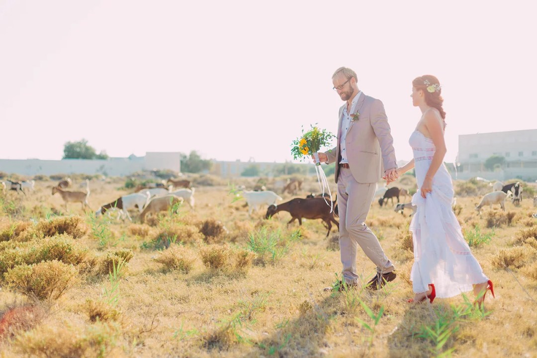 Heiraten am Strand in Spanien