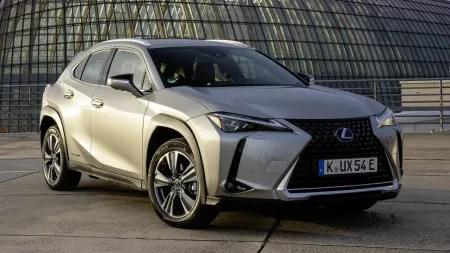 Erste Ausfahrt im Lexus UX 300e: Toyotas erstes Elektro-Auto