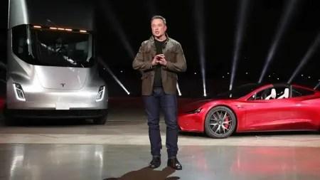 Musk: Tesla könnte mit anderen Herstellern fusionieren