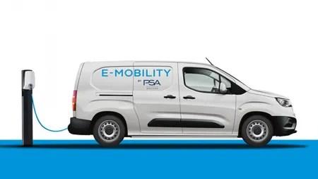 Alle Kompakt-Vans und -Transporter von PSA 2021 auch als E-Auto [Update 2.12.20]