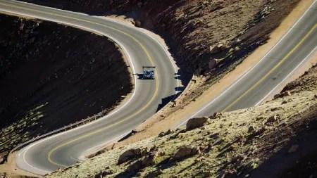Electrical Stand-off: Das Autorennen Pikes Peak wird elektrisch