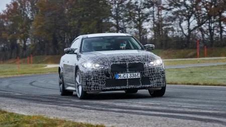 Erste Ausfahrt im Elektroauto BMW i4: Ein Kurven-Star?