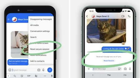 Messenger Signal: Server ächzen unter neuer Last