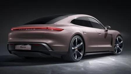 Vorstellung Porsche Taycan-Basismodell: Einstieg erleichtert