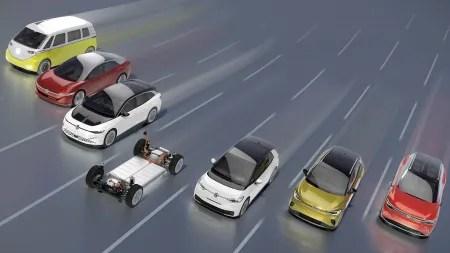 Volkswagen-Strategie: Elektroauto Trinity kommt 2026