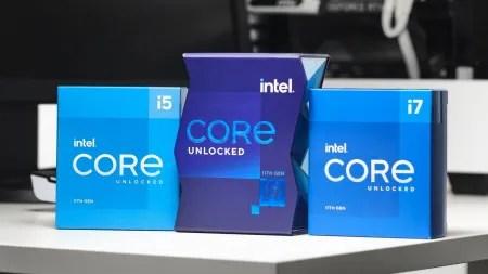 Intel Core i-11000 für Desktop-PCs: Weniger CPU-Kerne, aber neue Architektur