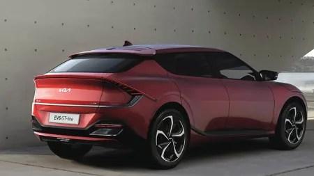 Elektroauto Kia EV6 kommt auch als Power-Version