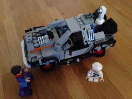 Lego - Zurück in die Zukunft