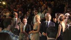 Toni Collette, Pierce Brosnan, Imogen Poots