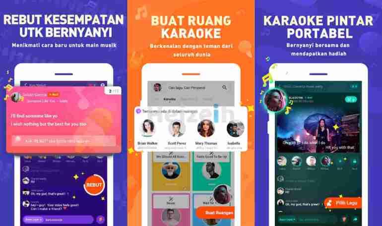 aplikasi karaoke gratis