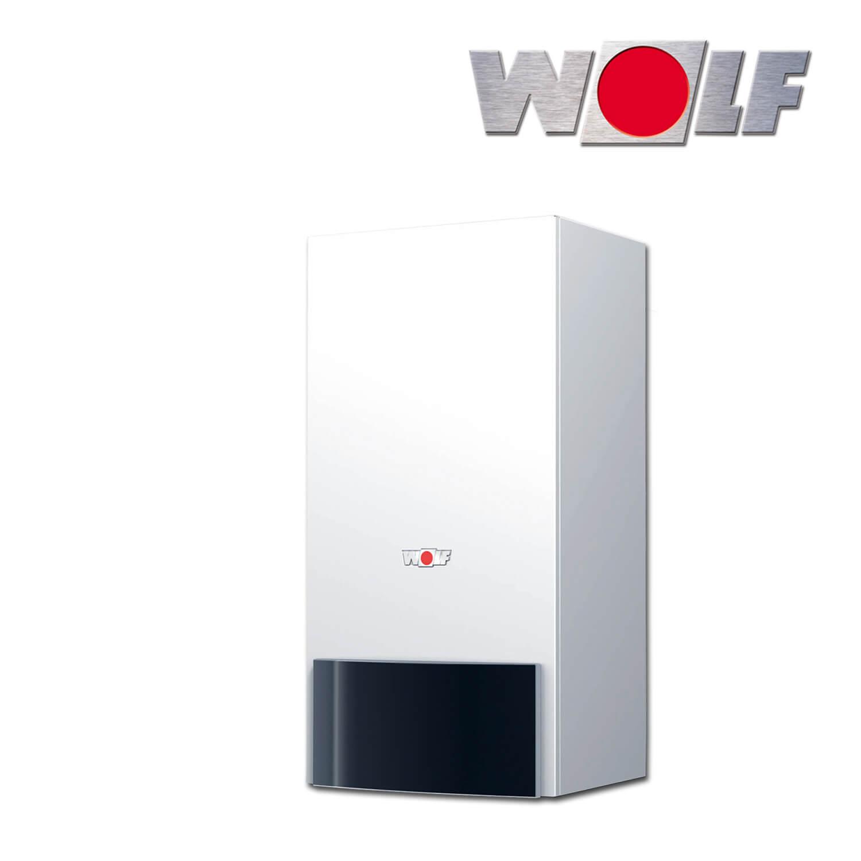 Wolf Cgu 2k 24 24kw Gas Kombitherme Raumluftabhangig