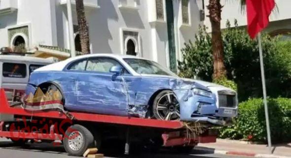 اشاعه تحطم سيارة ياسمين صبري