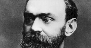 الفريد نوبل من أشهر علماء الكيمياء