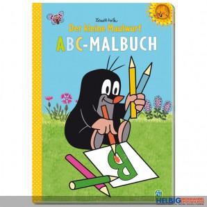 ABC Malbuch Der Kleine Maulwurf 48982