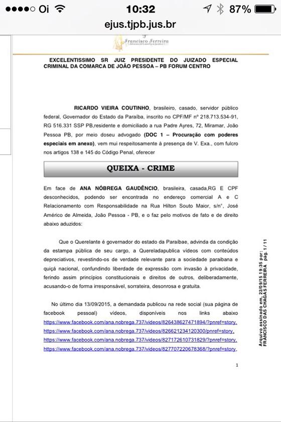 Ana Nobrega Gaudencio processada01
