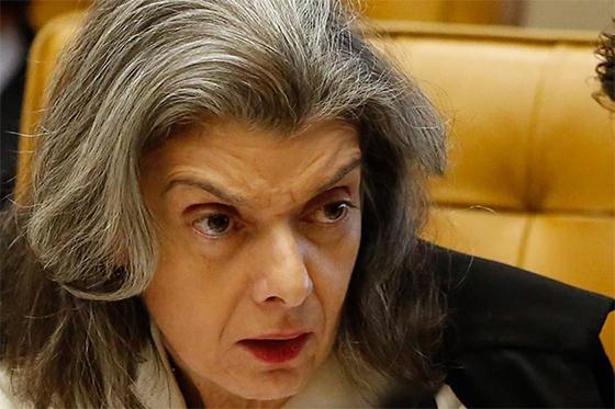 Ministra Carmem Lúcia