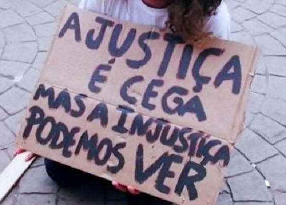PÂMELA E O JUDICIÁRIO – Um caso típico do quanto a Justiça é cega mas a  injustiça podemos ver - Helder Moura