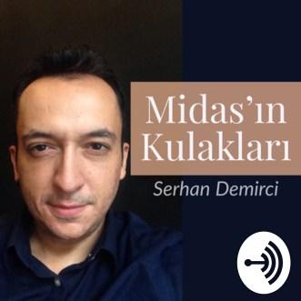 Midasın kulakları podcast logo