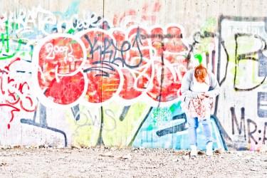 Graffiti me