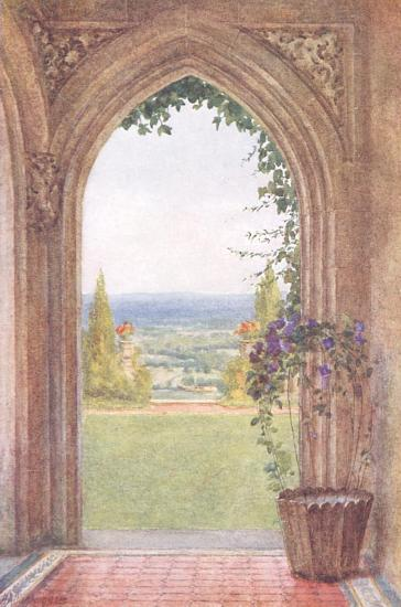 From the Porch, Aldworth