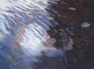 Lähteellä, 2006, 59 x 78 cm, myyty