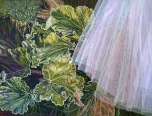 Prinssini, missä olet? 2015, 41 x 54 cm, myyty