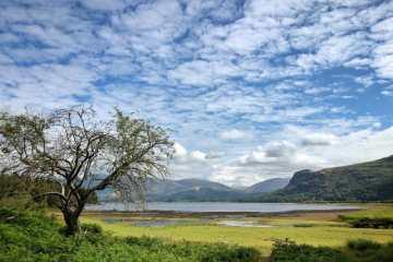 Derwentwater, lake District, iPhoneography, landscape
