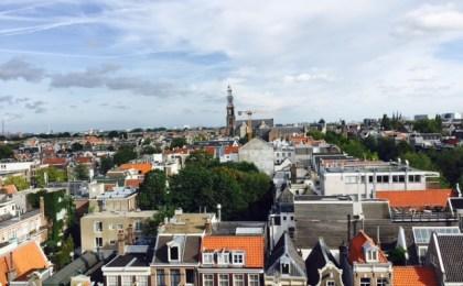 Vue sur la Westerkerk