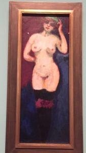 La jarretière violette, Van Dongen