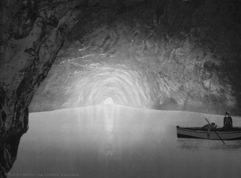 Grottebleue