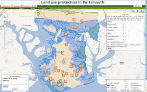 Step 4 – land use protection in Portsmouth