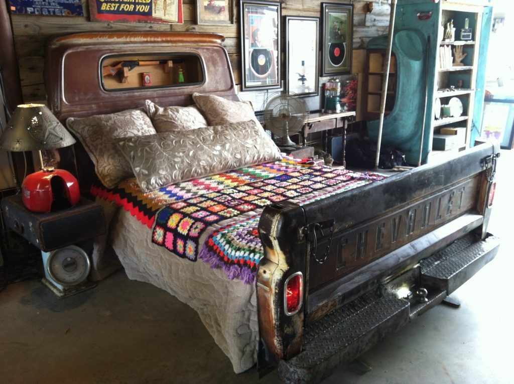 Upcycled Truck Beds Tractor Kitchens Dr Pepper Cooler Bars Helen Edwards Writes