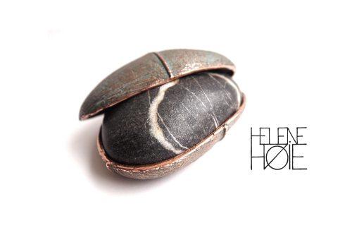 Stone Homes by Helene Høie