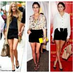 Lesson 1: One Pair of Shorts, Six Stylish Outfits (Style Lessons from Olivia Palermo)