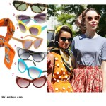 Ageless Accessories in Trendy Silhouette: Cat-Eye Sunglasses