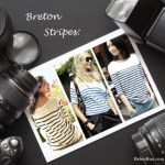 Parisian Chic: Three Ways to Wear Breton Stripe Shirts